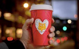 クリスマスはクリボッチでも恋人とのパーティーでもない!! 米スタバで盛んなのは心温まるチャリティーだ