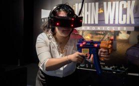 史上最高の5K解像度、210度広視野角を体験できる! 次世代VR「StarVR」を導入した「SEGA VR AREA SHINJUKU」オープン!