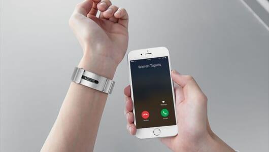 どんな腕時計もスマートウォッチに変える「Wena Wrist」に上位モデルが! 腕時計の未来系はコレになるか?