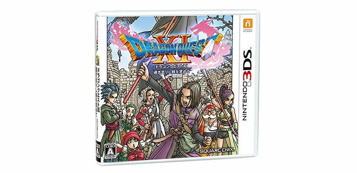 ↑PlayStation4とニンテンドー3DSのふたつのプラットフォームで発売した『ドラゴンクエストXI』