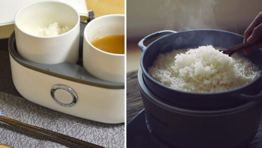 なぜ、この炊飯器はヒットした? 「おひとり様」vs「高機能」真逆の2大モデルを2分でチェック!
