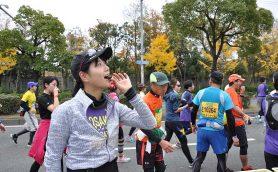 【倍率4倍以上】大阪マラソンってどんな大会? 実際走って「まいどエイド」を堪能してきた