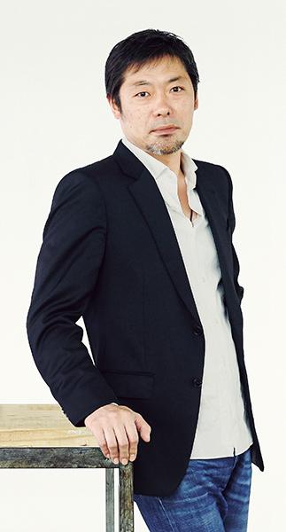 ↑バルミューダの社長、寺尾 玄氏。基本、ジーンズに洗いざらしのシャツというスタイルです