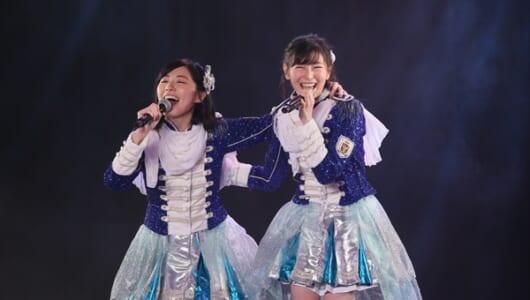 SKE48・大矢真那「振り返ると全て幸せ」最後の劇場公演でファンと仲間に感謝