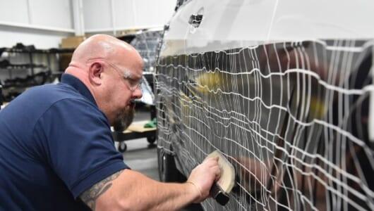 BMWの新作、X7の「一部」が公開!