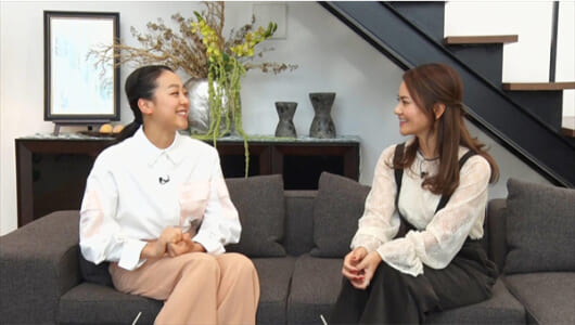 浅田真央&宮里藍が秘めた思いを語り合う『はじめましての2人』12・30放送