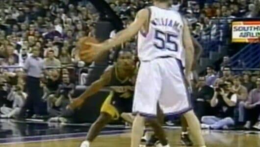 NBA史上最強のファンタジスタ!ジェイソン・ウィリアムスのTOP10プレーはこれだ