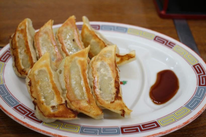84565842 - the japanese dumplings at table 2016