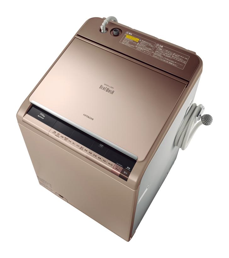 13_日立-タテ型洗濯乾燥機BW-D11XWV