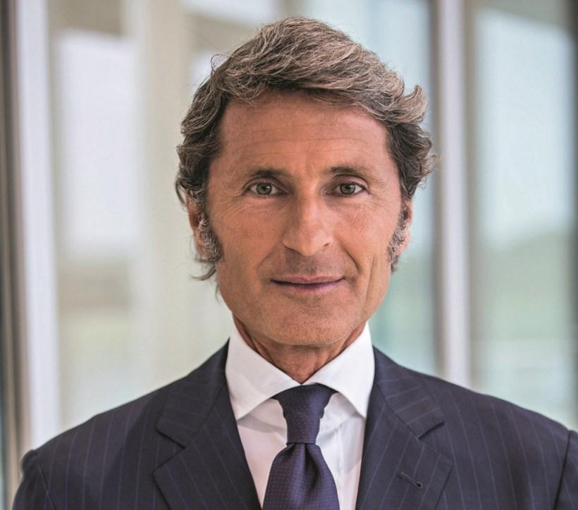 2018年1月からブガッティのCEOに就任するステファン ヴィンケルマン