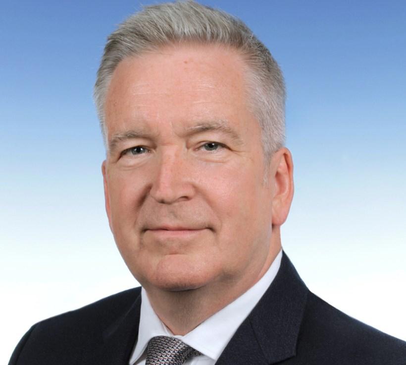 2018年2月からベントレー・モーターズの CEOに就任するエイドリアン ホールマーク