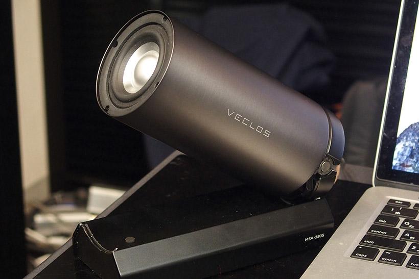 ↑参考出品のMSA-380Sのハイレゾ対応モデル
