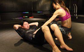 わずか15分で全身筋肉痛に! セレブに人気の最新EMSワークアウト「Evolv」を体験してきた