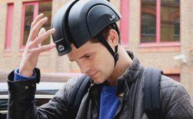 待っていました! 欧米の自転車愛好家を魅了する、カッコいい折りたたみ式ヘルメット「LID」