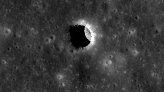 【ムー月の秘密】「かぐや」が発見した月の巨大地下空間が物語る「月空洞説」
