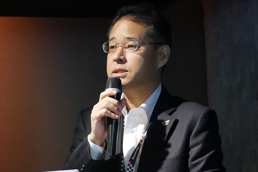 ↑ コンシューマーマーケティング ジャパン本部 ライティング商品課 課長の中島賢二氏