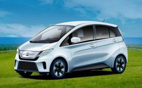 日産「リーフ」の技術を移植した「軽EV」が2019に登場する!?
