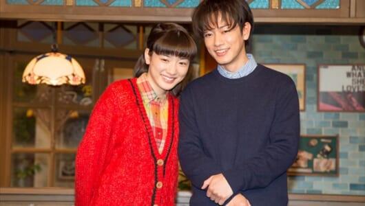 佐藤健が永野芽郁を絶賛「大スターになる!」次期朝ドラ『半分、青い。』4月スタート