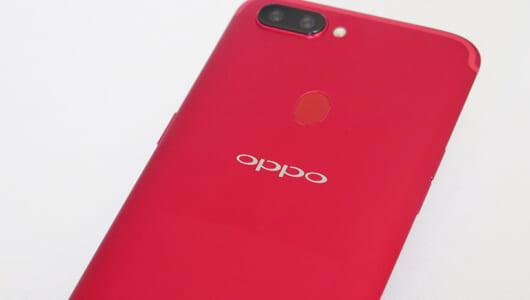 高性能なカメラがウリ! 中国市場シェアNo.1のスマホメーカー「OPPO」がまもなく日本上陸!?