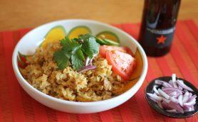 カルディの絶品グルメ「まぜご飯の素」ランキング – 1位はスパイスがガツンと効いたインド料理!