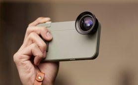 レンズ装着も可能! iPhoneをカメラに変えるスマホケース「bitplay SNAP! X」