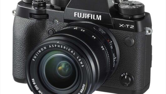 富士フイルムのミラーレス一眼カメラを完全解説! 初級機/中級機/上級機も比べてみた