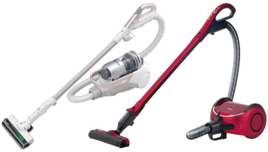 いま話題「コードレスキャニスター掃除機」の実力は? 家電ライターが東芝、シャープの2大モデルをチェック!