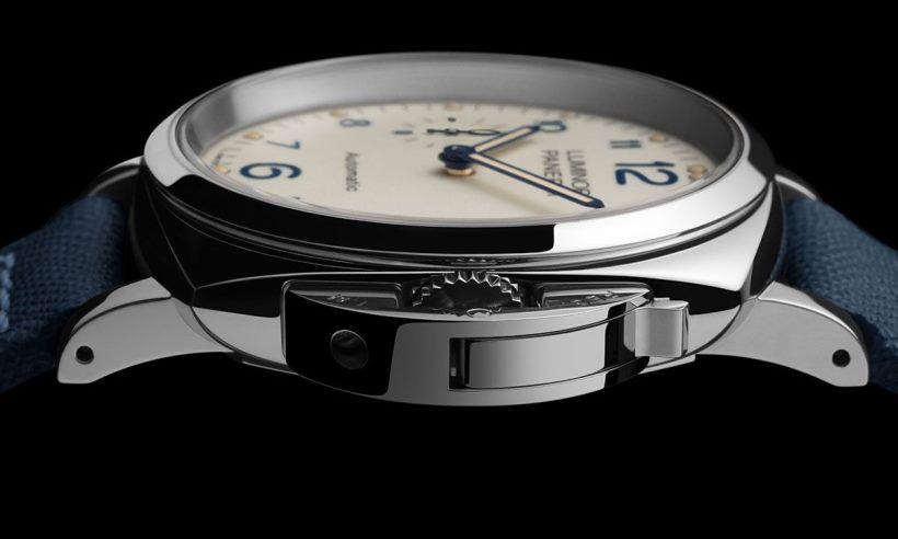 competitive price b6274 ecc12 時計:[SIHH2018速報]パネライのイメージが覆る38mmサイズの ...