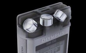 新ノイズキャンセル機能でクリアに録音! ビジネスシーンに最適なオリンパスのICレコーダー「Voice-Trek DM-750」