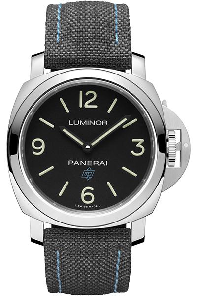 「ルミノール ベース ロゴ 3デイズ アッチャイオ – 44mm」Ref.PAM00774