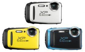 Bluetoothでスマホと連携できる防水コンデジ「富士フイルム FinePix XP130」