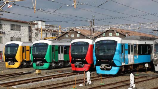 静岡鉄道の「虹色」車両が美しすぎ! 導入理由もステキで堅実だった