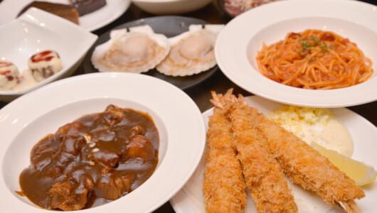 これが食べ放題の王者の本気!「すたみな太郎」の冬は焼肉や寿司以外にも注目だ