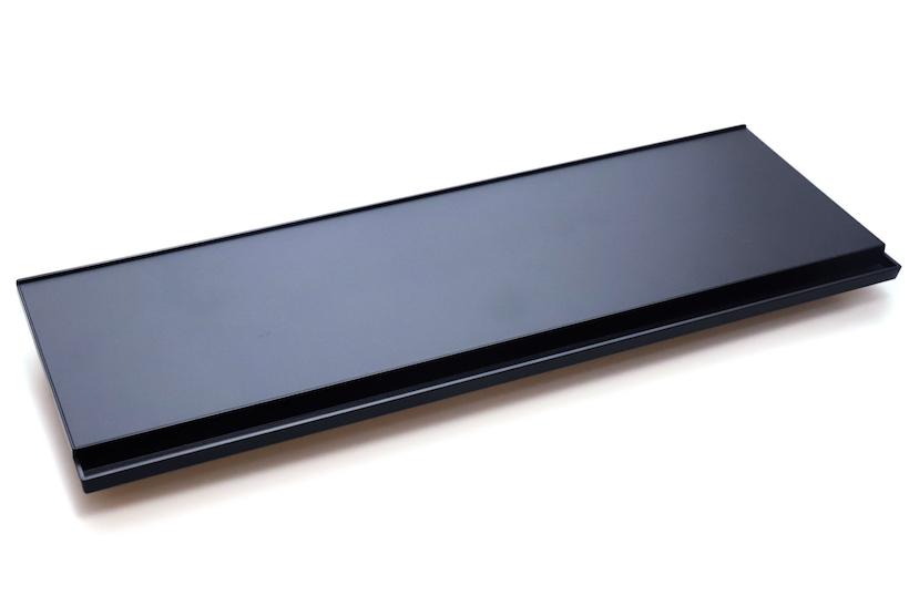 ↑キングジム「ディスプレイボード」(500㎜タイプ)3780円