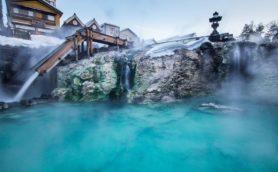 冬はやっぱり「いい湯だな」ニッポン湯巡りの旅に出てみたい