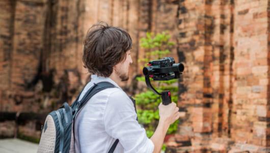カメラは動かすな! 動画撮影の基本はフィックス! とにかくフィックスから始めよう