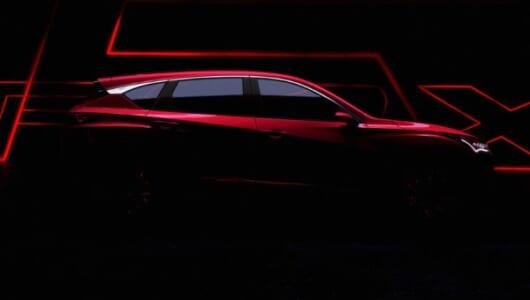デトロイトでアキュラの新作SUVがデビュー!