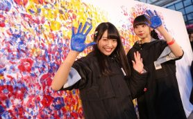荻野由佳「やったぞー!」NGT48がギネス世界記録®達成