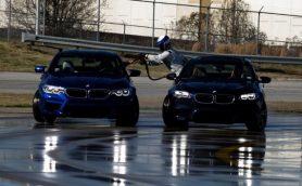 新型BMW M5が笑えるギネス記録を達成!