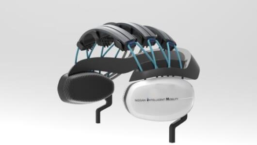 日産が脳波測定を活用した運転支援技術を発表!