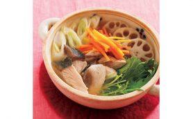 「おいしく腸活できる!」 「甘酒寄せ鍋」と「レモンのうま鍋」で腸内環境を改善