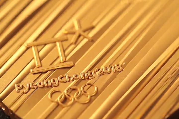 【Qoly】180208_平昌五輪金メダル画像