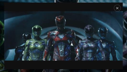 「怒涛のバトルがすげーーー!」 スーパー戦隊が元ネタのハリウッド大作「パワーレンジャー」でテンションマックス!