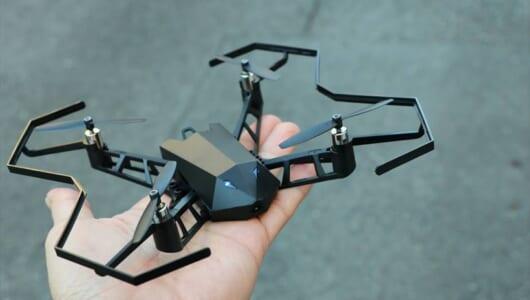 「ドローンそろそろ派」に朗報! 入門ドローンの筆頭・KUDRONE「4K Nano Drone」を飛ばしてみた