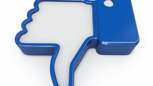 Facebookのリア充アピールがつらい。どうすればいいの?