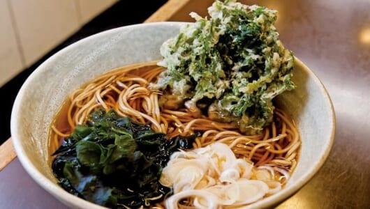 【立ち食いそば】打ちたて「戸隠そば」がこの価格でいいの!? 自家製麺に「2か月寝かせたかえし」が効いた岩本町「みのがさ」