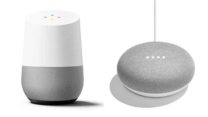 ↑AI音声アシストで勢いを増している「Google Home」。Android端末との高い親和性が最大のポイントとなっている