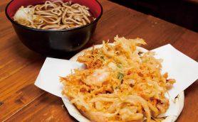 【立ち食いそば】「天ぷらを豪華にしすぎた!」店主が後悔している新橋の名店