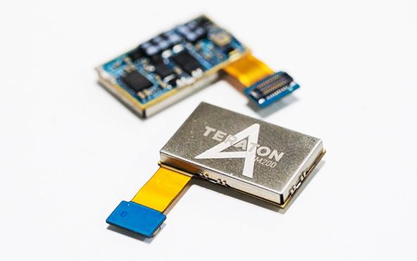↑Astell&Kern製モジュール「TERATON」