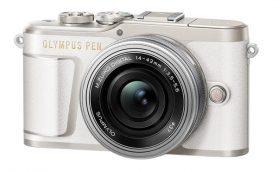 Bluetoothでスマホへのシェア予約ができるミラーレス一眼カメラ「オリンパス PEN E-PL9」